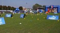Il villaggio Vivo Azzurro organizzato da Puma a Medolla
