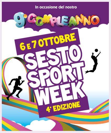 Locandina Sesto Sport Week