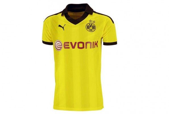 Wintertrikot Dortmund 2012 Puma