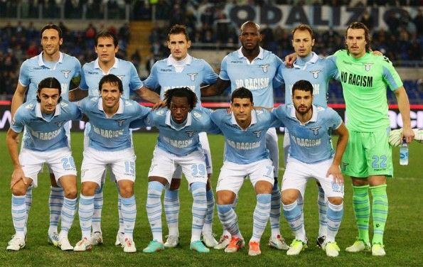 Formazione Lazio-Udinese 2012-2013