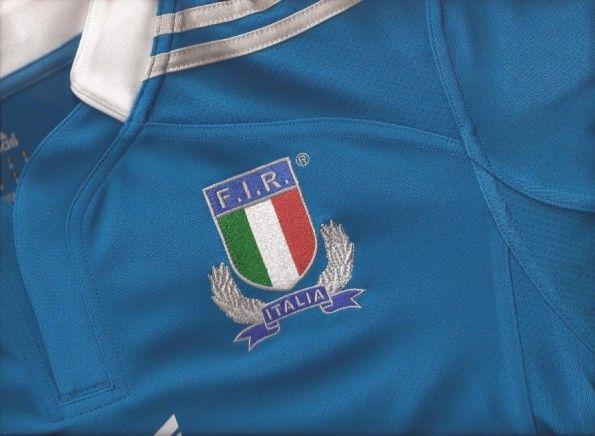 I due tipi di tessuto della maglia della nazionale di rugby