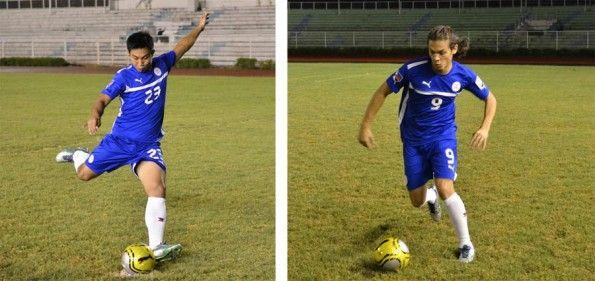 Calciatori nazionale Filippine