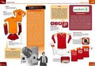 La maglia che ci unisce, pagine sulla storia delle maglie AS Roma