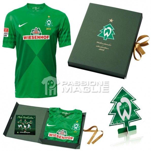 Werder Brema divisa Natale 2012