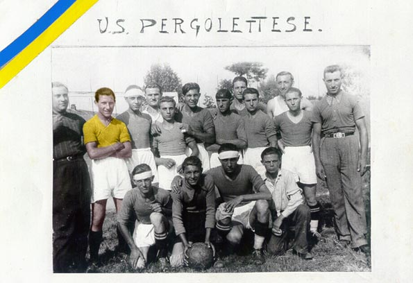 Pergolettese anni '30