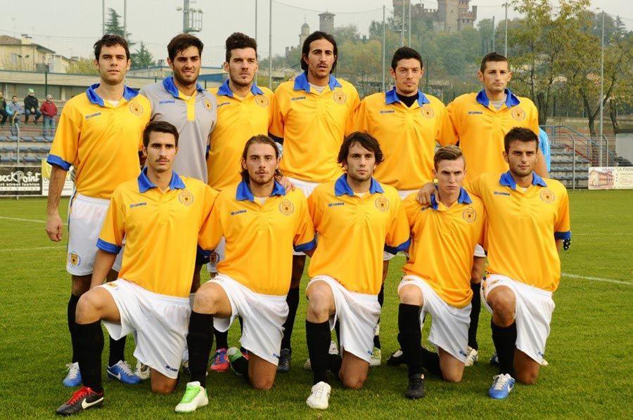 Pergolettese-Montichiari Serie D 2012-2013