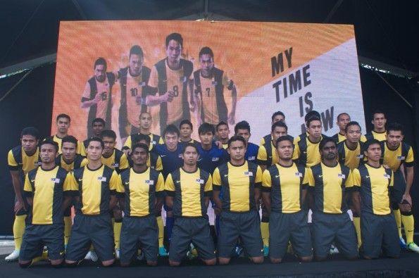 Divisa Malesia 2012 Nike