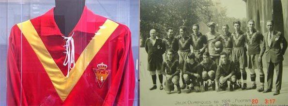 Spagna maglia 1924