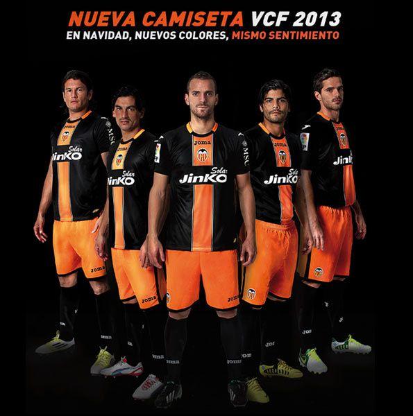 Valencia maglia Natale 2012