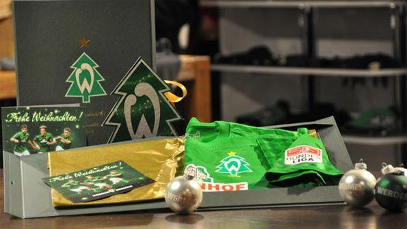 Kit Natale 2012 Werder Brema