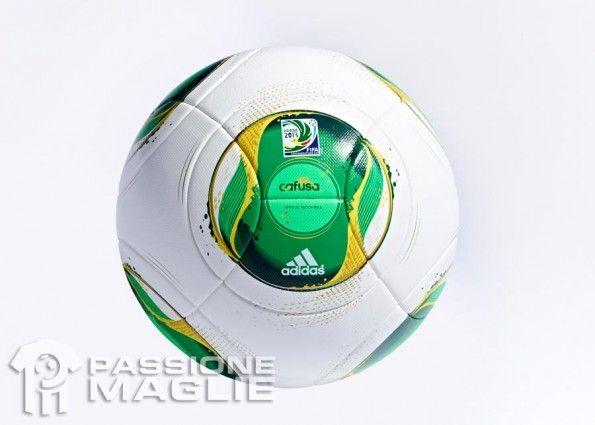 Pallone adidas Cafusa Confederations Cup 2013