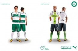 Kit Club Santos Laguna 2013