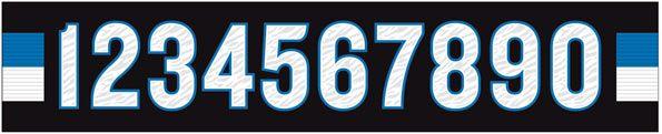 Numeri tigrati Pro Patria