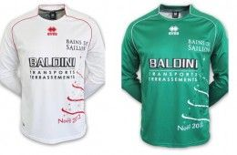 Maglie Sion Natale 2012