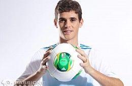 Oscar pallone adidas Cafusa