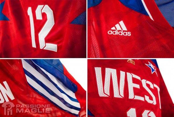 Divisa West All-Star Game 2013 NBA