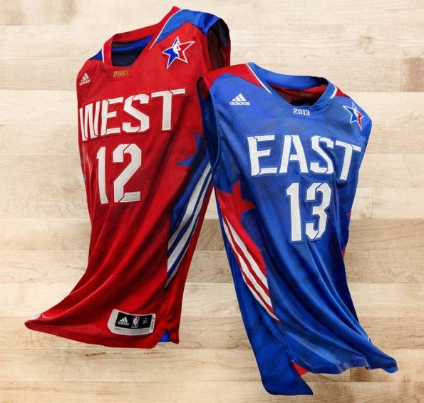 Divise All Star Game 2013 adidas