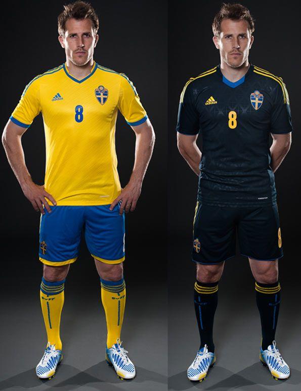 Svezia maglie adidas 2013-2014