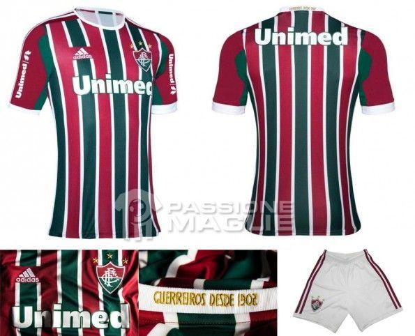 Prima maglia Fluminense 2013