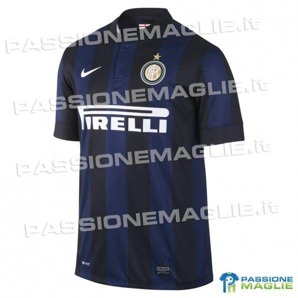 Maglia Inter 2013-2014 Nike anteprima