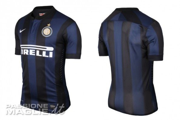 Inter leak home 2013-14 Nike
