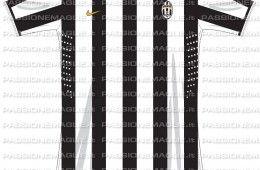 Anteprima prima maglia Juventus 2013-2014 Nike