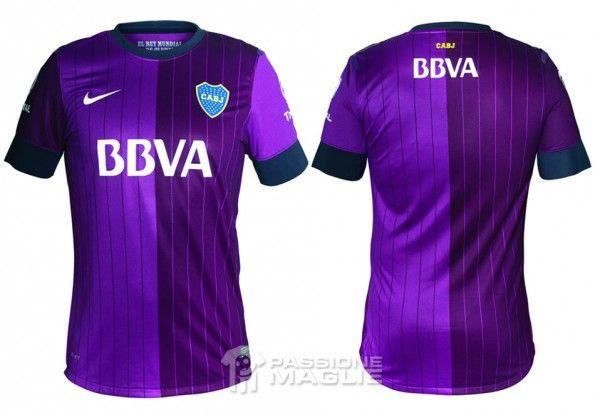 Maglia Boca Juniors 2013 Nike torneo Verano