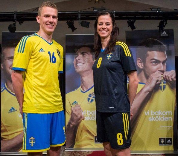 Presentazione kit Svezia a Stoccolma