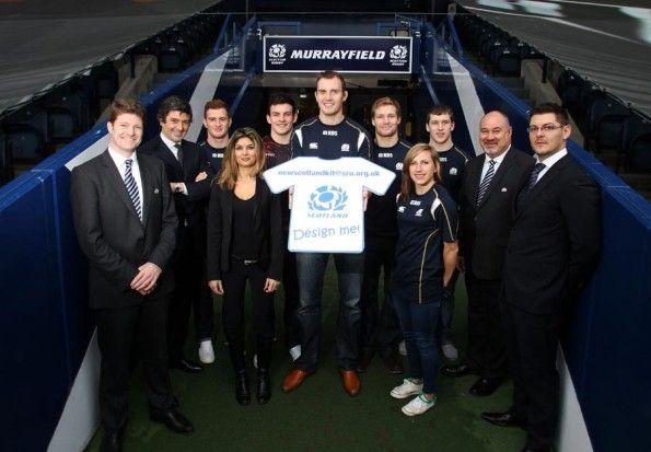 Conferenza stampa partnership Scozia Rugby e Macron