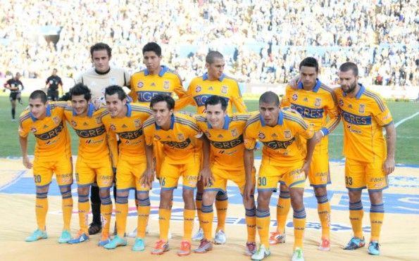 Tigres UANL formazione 2013