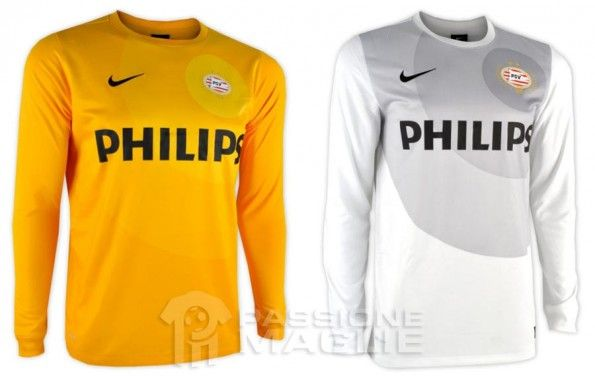 Maglie portiere PSV 2013-2014