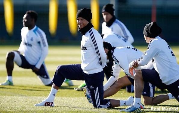 Ronaldo allenamento scarpe speciali Mercurial IX