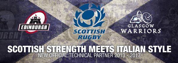 Partnership Scozia-Macron rugby
