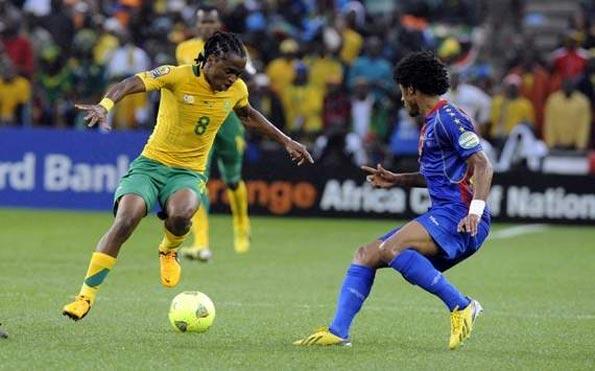 Sudafrica-Capo Verde