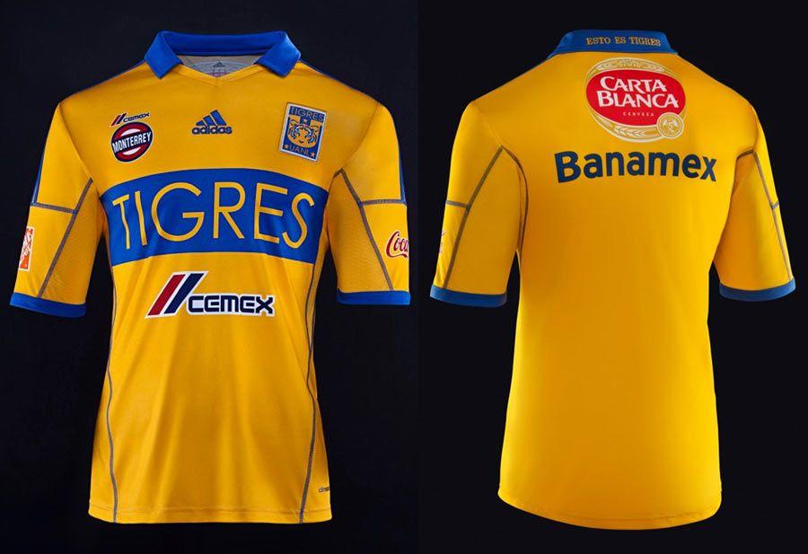 Tigres maglia home 2013