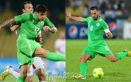 Seconda maglia Algeria 2013 Puma
