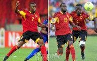 Angola maglia 2013 adidas