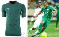Burkina Faso maglia Coppa Africa 2013
