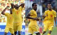 Etiopia prima maglia Coppa Africa 2013