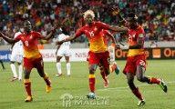 Ghana seconda maglia 2013 Puma