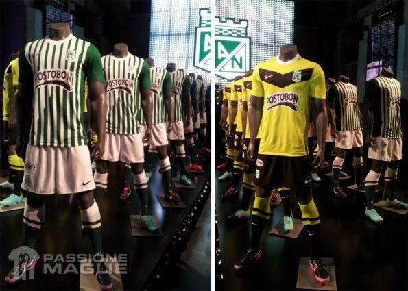 Divise Atletico Nacional 2013 Nike