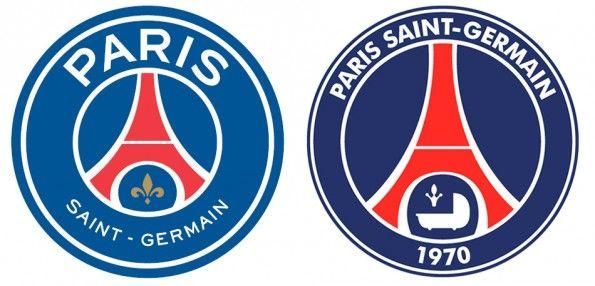 PSG logo 2013