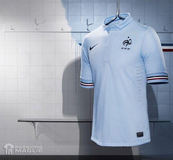 Maglia Francia 2013 away Nike