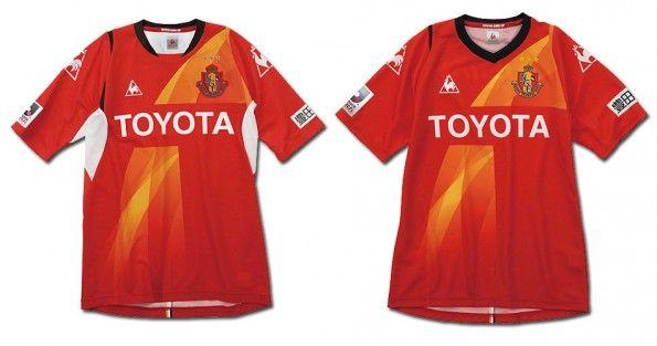 Prima maglia Nagoya Grampus 2013