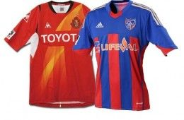 Nagoya Grampus Tokyo FC 2013