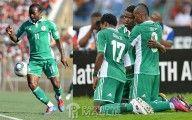 Nigeria maglia Coppa Africa 2013 adidas