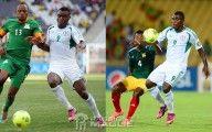 Nigeria seconda maglia Coppa Africa 2013 adidas