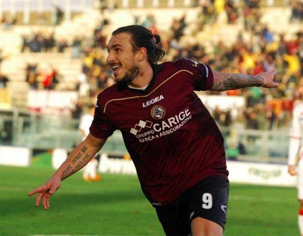 Paulinho maglia Livorno 2012-2013