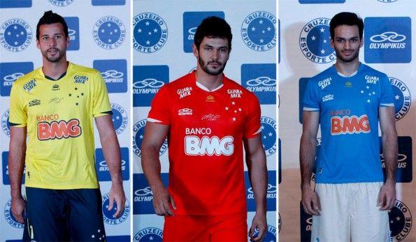 Maglie portiere Cruzeiro 2013