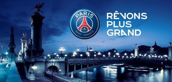 Nuovo stemma Paris Saint-Germain